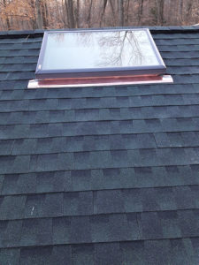 roofing chimney